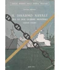 Il disarmo navale fra le due guerre mondiali