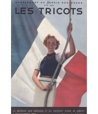 Les Tricots. Supplement au `Jardin des Modes`. Estate 1936.