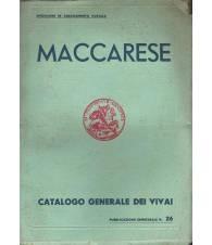 MACCARESE CATALOGO GENERALE DEI VIVAI