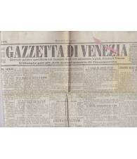 Gazzetta di Venezia. 2 Agosto 1899.