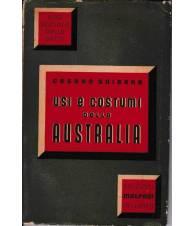 Usi e costumi dell'Australia