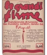 Le Grandi Firme. N. 194. 15 luglio 1932.