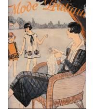 Mode Pratique. 8 Ago. 1925 N° 32