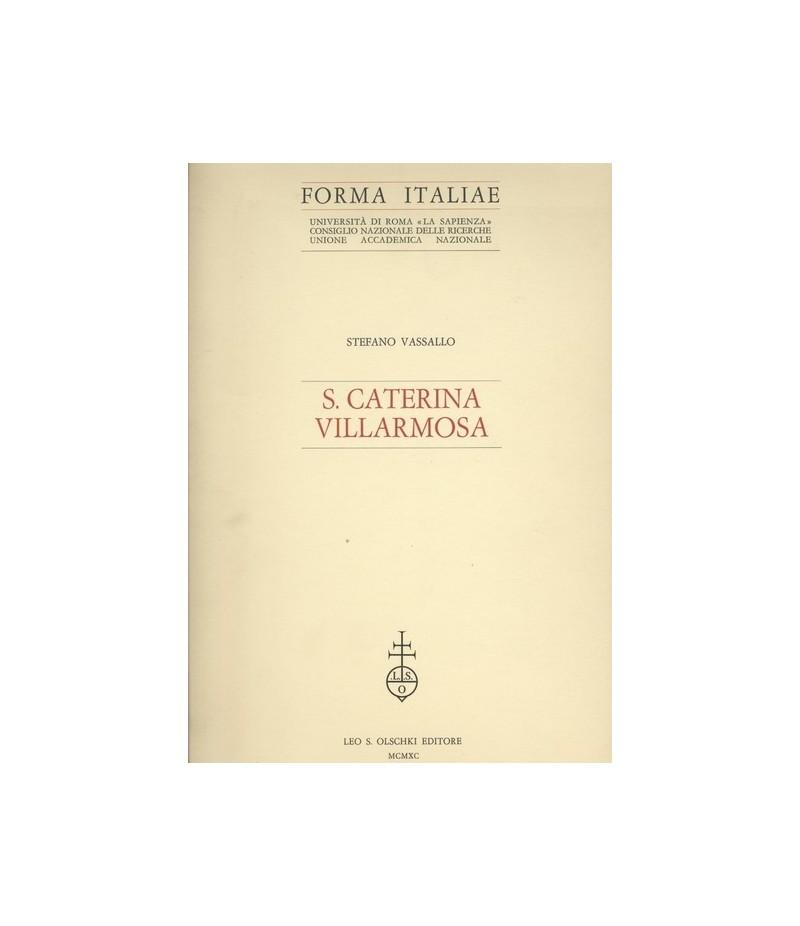 S. CATERINA VILLARMOSA