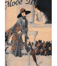 Mode Pratique. 1 Ago. 1925 N° 31