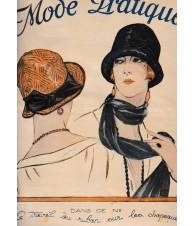 Mode Pratique. 25 lug. 1925 N° 30