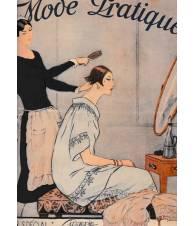 Mode Pratique. 4 lug. 1925 N° 27