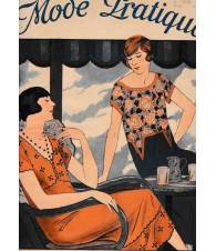 Mode Pratique. 20 Giu. 1925 N° 25