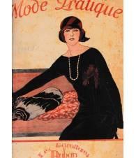 Mode Pratique. 25 Ott. 1924 N° 43