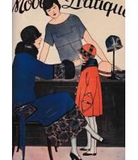 Mode Pratique. 1 Nov. 1924 N° 44