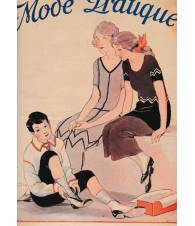 Mode Pratique. 13 Sett. 1924 N° 37