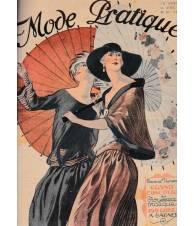 Mode Pratique. 21 Apr. 1923 N° 16