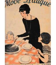 Mode Pratique. 21 Genn. 1924 N° 2