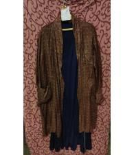Camicia da sera tag48 marrone