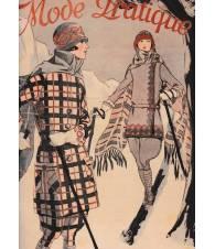 Mode Pratique. 27 Dic. 1924 N° 52
