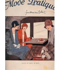 Mode Pratique. 19 Apr. 1924 N° 16