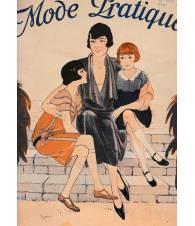 Mode Pratique. 15 Ago. 1925 N° 33