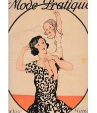 Mode Pratique. 15 Sett. 1923 N° 37