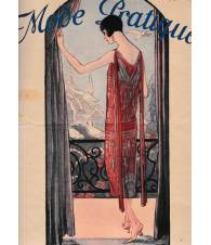 Mode Pratique. 29 Ago. 1925 N° 35