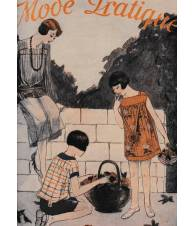 Mode Pratique. 22 Ago. 1925 N° 34