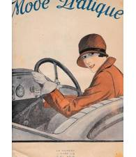 Mode Pratique. 29 Mar. 1924 N° 13