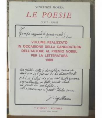 Le poesie (1977-1988).