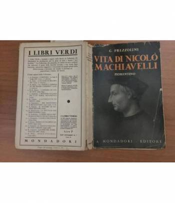 Vita di Nicolò Macchiavelli