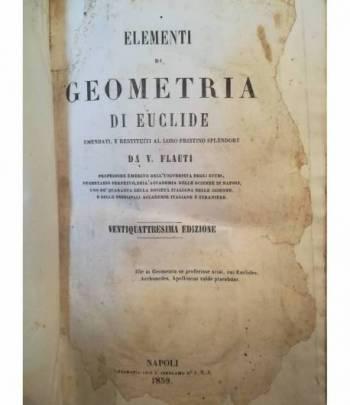 Elementi di geometria di Euclide