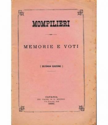 Mompilieri. Memorie e voti