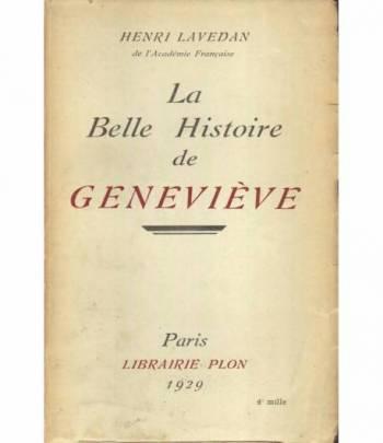 La Belle Histoire de Geneviève