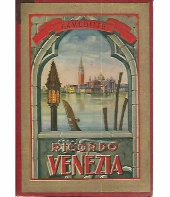 Ricordo Venezia. 64 vedute