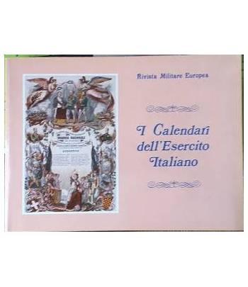 I calendari dell'Esercito Italiano