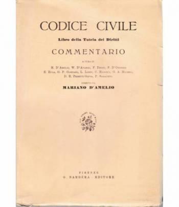 Codice Civile. Libro della tutela dei diritti. Commentario