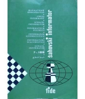 Sahovski informator38. VII - XII 1984