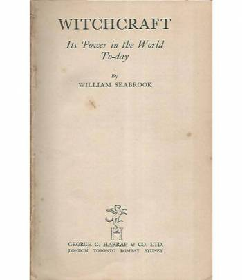 Witchcraft. It's power in the world to day