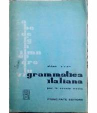 Grammatica italiana per la scuola media
