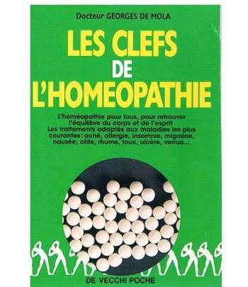 Les clefs de l'homeopathie