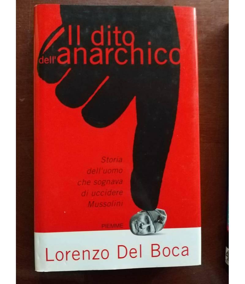 Il dito dell'anarchico