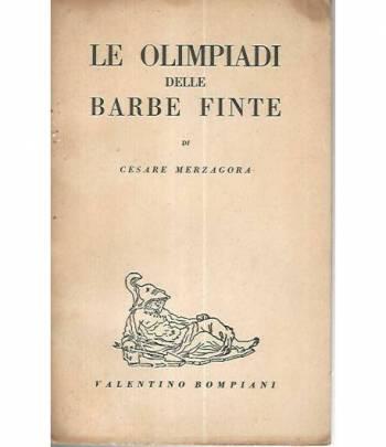 Le olimpiadi delle barbe finte