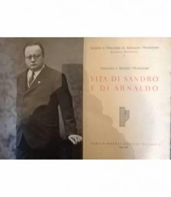 Vita di Sandro e di Arnaldo