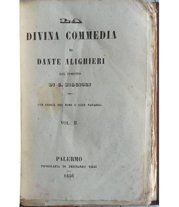 La Divina Commedia. Vol. II