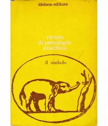 Rivista di Psicologia Analitica. Il simbolo vol. 2 n. II  Ottobre 1971