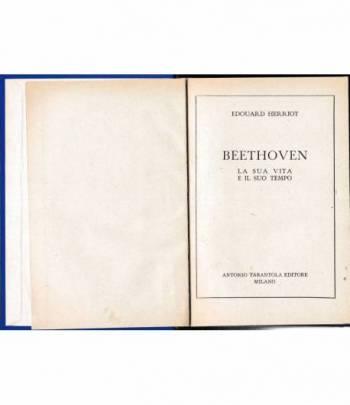 Beethoven. La sua vita e il suo tempo