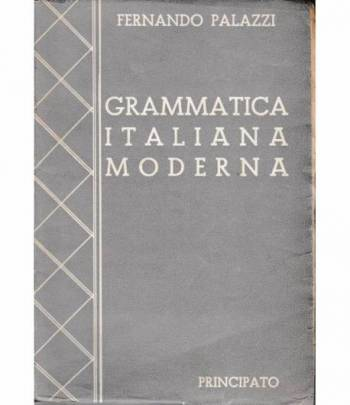 Grammatica Italiana Moderna