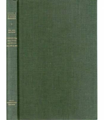 L'agricoltura negli stati parmensi dal 1750 al 1859