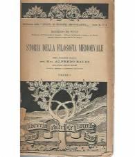 Storia della filosofia medioevale. Volume I