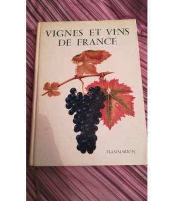 vignes et vins de france