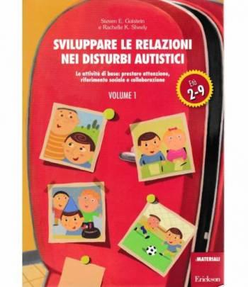 Sviluppare le relazioni nei disturbi acustici  età 2-9  vol. 1°