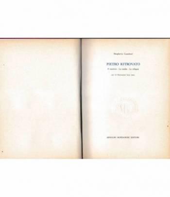Pietro Ritrovato. Il martirio - La tomba - Le reliquie. Con 12 illustrazioni f. t.