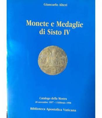Monete e medaglie di Sisto IV